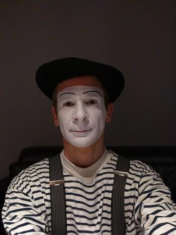 Prestation de Mime à Bagnolet (93)